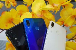 Huawei Nova 3i phiên bản trắng Ngọc trai: Đẹp tinh khôi, chụp ảnh tốt