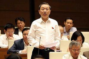Bộ trưởng Tô Lâm: Tập trung đấu tranh, triệt phá các đường dây mua bán, vận chuyển ma túy vào Việt Nam