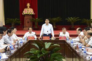 Hà Nội: Quy hoạch huyện Thanh Trì theo hướng đô thị ngay từ bây giờ