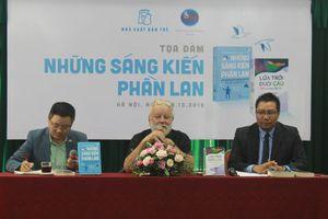 Bí quyết phát triển của Phần Lan và các bài học cho Việt Nam
