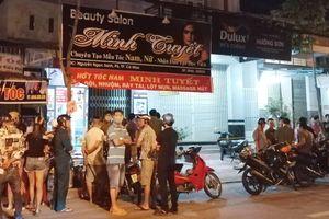 Phát hiện thi thể đôi nam nữ trong tiệm hớt tóc