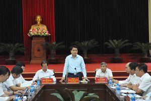 Chủ tịch Nguyễn Đức Chung: Xây dựng đề án phát triển huyện Thanh Trì thành quận