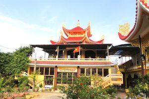 Trộm đột nhập vào chùa 'rinh' toàn đồ thờ cúng