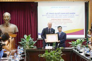Tân Đại sứ du lịch Greg Norman muốn quảng bá du lịch Việt Nam ra thế giới