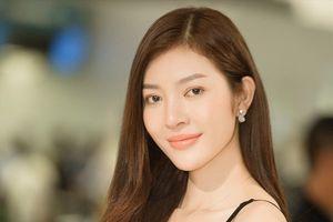 Bùi Lý Thiên Hương lên đường thi Miss Vietnam Worldwide 2018 lúc nửa đêm