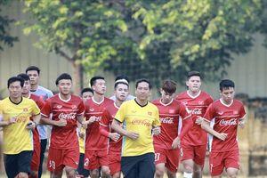 HLV Park Hang-seo loại 5 cầu thủ đầu tiên của ĐT Việt Nam