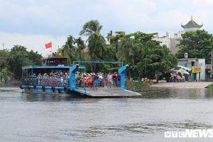 TPHCM: Năm 2019 sẽ có cầu qua sông Vàm Thuật