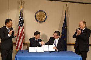 PV GAS ký kết Ý định thư hợp tác cung cấp LNG từ dự án Alaska LNG