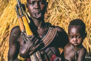 Cuộc sống của bộ lạc Ethiopia có phong tục kỳ lạ nhất thế giới
