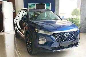 Hyundai Santa Fe 2019 'chốt giá' từ 1,1 tỷ tại Việt Nam