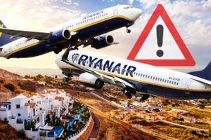 Hai máy bay suýt đâm nhau trên bầu trời Tây Ban Nha?