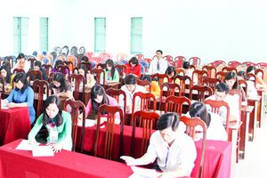 Khánh Hòa chi 2,4 tỷ đồng bồi dưỡng chức danh nghề nghiệp cho giáo viên