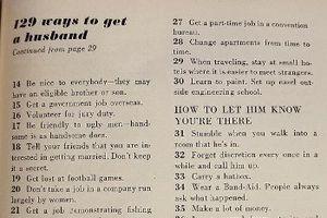 'Bí kíp lấy được chồng' từ thập kỷ 1950 khiến dân mạng phẫn nộ