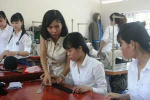 Cần Thơ: Giáo dục nghề nghiệp đang khởi sắc