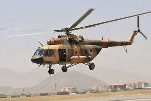 Afghanistan: Rơi trực thăng quân sự, 25 người thiệt mạng