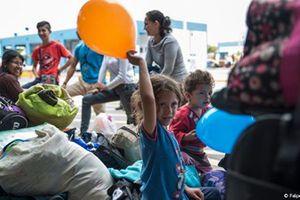 Hàng nghìn người Venezuela đổ tới Peru trước hạn đăng ký nhập cư