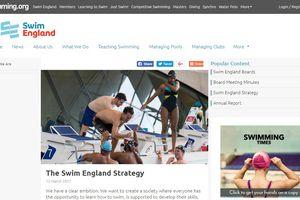 Hiệp hội Bơi lội Anh hứng chỉ trích vì bình luận về cơ thể phụ nữ