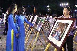 Trao giải cuộc thi ảnh 'Tuổi trẻ Việt Nam - Nhật Bản chung tay xây đắp tình hữu nghị'