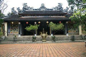 Chuyện ít biết về ngôi chùa Thiền sư Thích Nhất Hạnh đang tịnh dưỡng