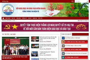 Kiểm điểm Phó giám đốc Sở GD&ÐT Kiên Giang