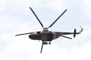 Rơi trực thăng quân sự Afghanistan, 25 người thiệt mạng