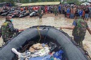 Phát hiện tiếng 'ping' nghi hộp đen của máy bay Indonesia