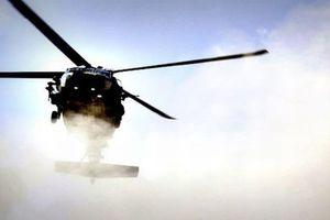 Lại rơi máy bay trực thăng ở Afghanistan, 25 người thiệt mạng