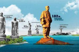 Ấn Độ khánh thành bức tượng cao nhất thế giới