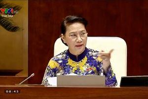 'Sinh viên bán dâm 4 lần bị đuổi học': Chủ tịch QH yêu cầu Bộ trưởng GD-ĐT rút kinh nghiệm, sửa sai