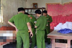 Đối tượng sát hại người phụ nữ ở Cà Mau uống thuốc trừ sâu tự sát