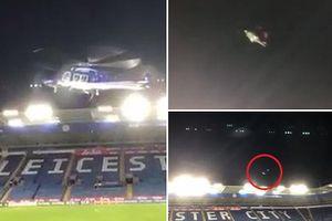 Giây phút thảm kịch của chiếc trực thăng chở Chủ tịch Leicester