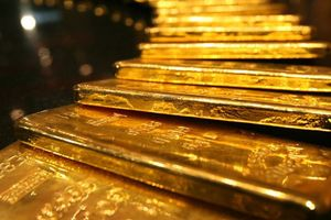 Giá vàng giảm mạnh phiên thứ hai liên tiếp