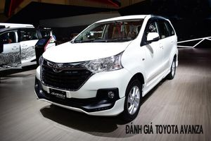Có nên mua Toyota Avanza giá 537 triệu đồng?