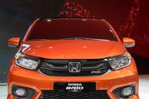 Hé lộ mức giá xe ô tô Honda Brio chuẩn bị về Việt Nam
