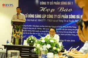 Sông Đà 'mẹ' tố Ban lãnh đạo Sông Đà 'con' tẩu tán tài sản tại dự án nghìn tỷ