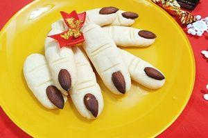 Đón Halloween với loạt bánh ngón tay 'nhìn thì ghê nhưng ăn là mê'