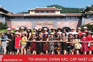 Doanh nghiệp lữ hành Hà Tĩnh hướng tới thị trường quốc tế
