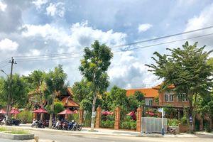 Quảng Ngãi: Xử phạt sai phạm quán cà phê trên đất công viên