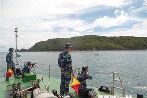 Hội nghị công tác Cảnh sát biển Việt Nam-Trung Quốc lần II