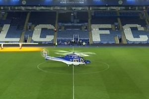 Video khoảnh khắc trực thăng chở chủ tịch Leicester gặp nạn
