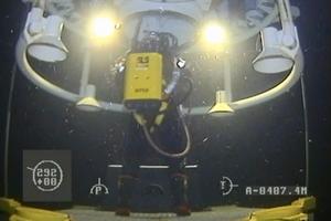 Bộ ba người nhái 'siêu đẳng' của Nga lập kỷ lục lặn sâu 416 m