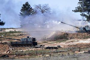 Nã pháo chưa đủ, Thổ Nhĩ Kỳ sắp mở chiến dịch quy mô lớn nhằm vào đồng minh Mỹ ở Syria