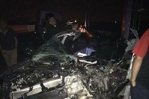 Quảng Ninh: Liên tiếp xảy ra 2 vụ tai nạn kinh hoàng, 7 người thương vong