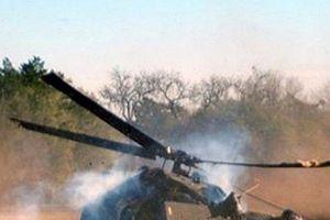 Afghanistan: Trực thăng quân sự rơi khiến 25 người thiệt mạng