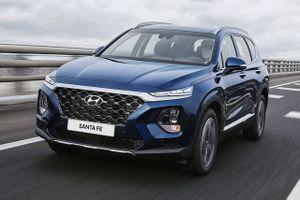 XE HOT QUA ẢNH (31/10): Hé lộ giá bán Hyundai Santa Fe 2019, Honda ra mắt 2 xe máy mới ở Việt Nam