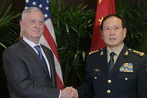 Điều gì sẽ diễn ra trong chuyến thăm Mỹ của Bộ trưởng Quốc phòng Trung Quốc tới đây?