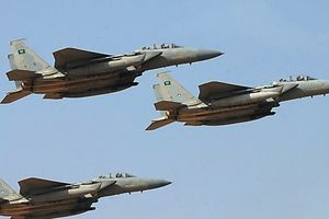 Liên minh Arab tấn công Houthi, 150 phiến quân thiệt mạng