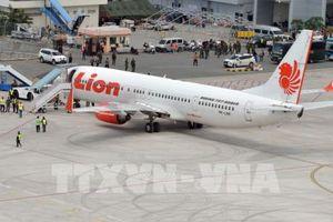 Lion Air sẽ dừng khai thác máy bay Boeing 737 MAX 8