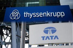 EU tiến hành điều tra thương vụ Tata-ThyssenKrupp
