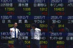Thị trường chứng khoán châu Á ghi điểm ngày 31/10